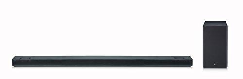 LG SK10Y Dolby Atmos 5.1.2 Soundbar (mit meridian Soundtechnologie, 550W mit Drahtlosem Subwoofer) schwarz
