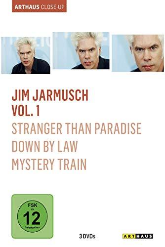 Jim Jarmusch Vol. 1 - Arthaus Close-Up (OmU) ( Stranger than Paradise / Down by Law / Mystery Train ) [3 DVDs]