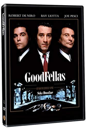 Good Fellas Special Edition - Sıkı Dostlar Özel Versiyon (DVD)