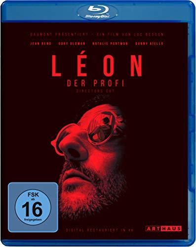 Leon - Der Profi / Kinofassung & Director's Cut / Blu-ray