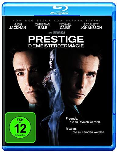 Prestige - Die Meister der Magie [Blu-ray]