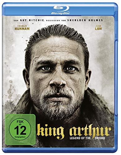 King Arthur: Legend of the Sword [Blu-ray]