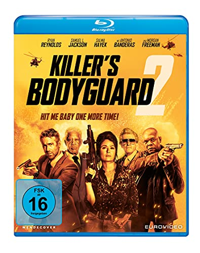 Killer's Bodyguard 2 [Blu-ray]