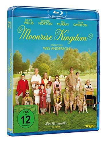 Moonrise Kingdom [Blu-ray]