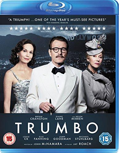 Trumbo [Blu-ray] [2016] [UK Import]