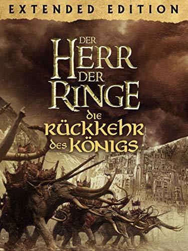 Der Herr der Ringe - Die Rückkehr des Königs (Extended Edition) [dt./OV]