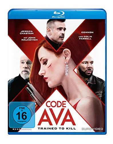 Code Ava [Blu-ray]