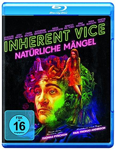 Inherent Vice - Natürliche Mängel [Blu-ray]