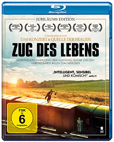 Zug des Lebens - Jubiläums Edition [Blu-Ray]