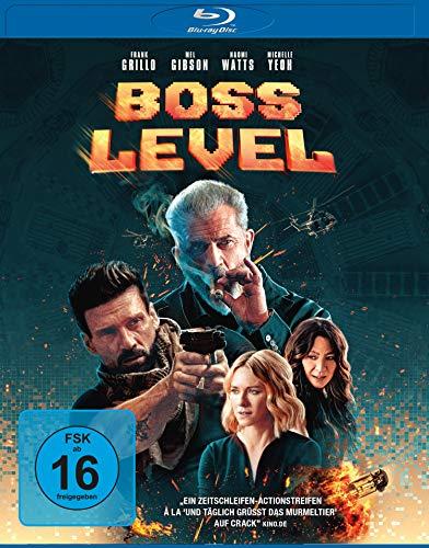 Boss Level [Blu-ray]