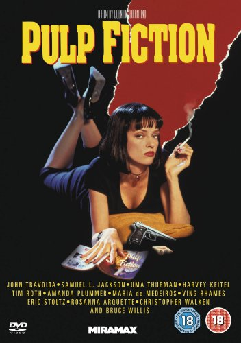 MIRAMAX Pulp Fiction [DVD]