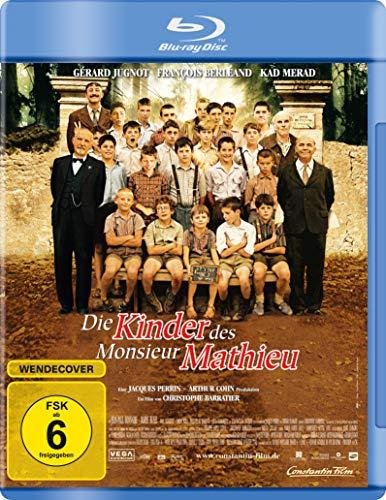 Kinder Monsieur Mathieu [Blu-ray]