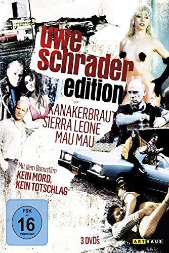 Uwe Schrader Edition [3 DVDs]