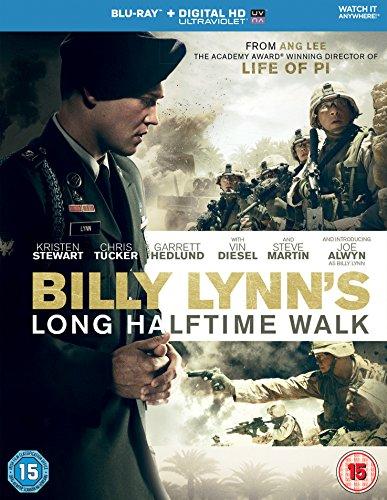 Billy Lynn's Long Halftime Walk [Blu-ray] [UK Import]