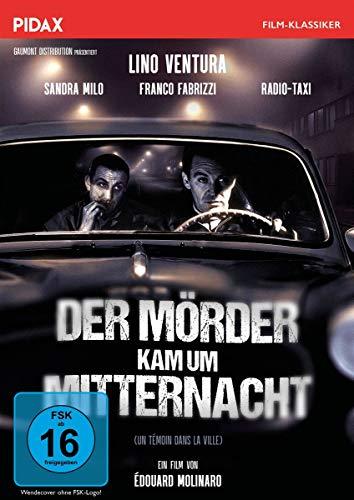 Der Mörder kam um Mitternacht (Un témoin dans la ville) / Packender Thriller nach dem Roman von Boileau & Narcejac (Pidax Film- und Hörspielverlag)