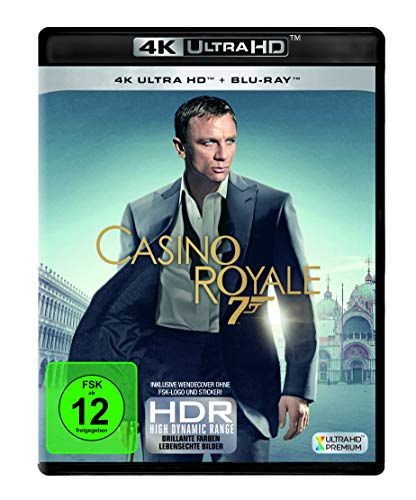 Casino Royale ( 4K UHD + Blu-ray )