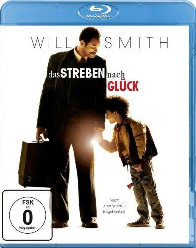 Das Streben nach Glück [Blu-ray]