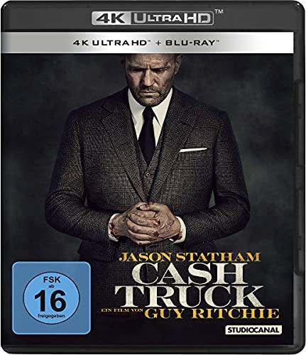 Cash Truck (4K Ultra HD) (+ Blu-ray 2D)