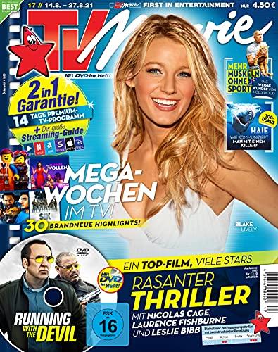 TV Movie mit DVD 17/2021 'RASANTER THRILLER'