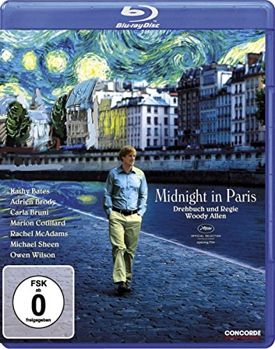Midnight in Paris [Blu-ray]