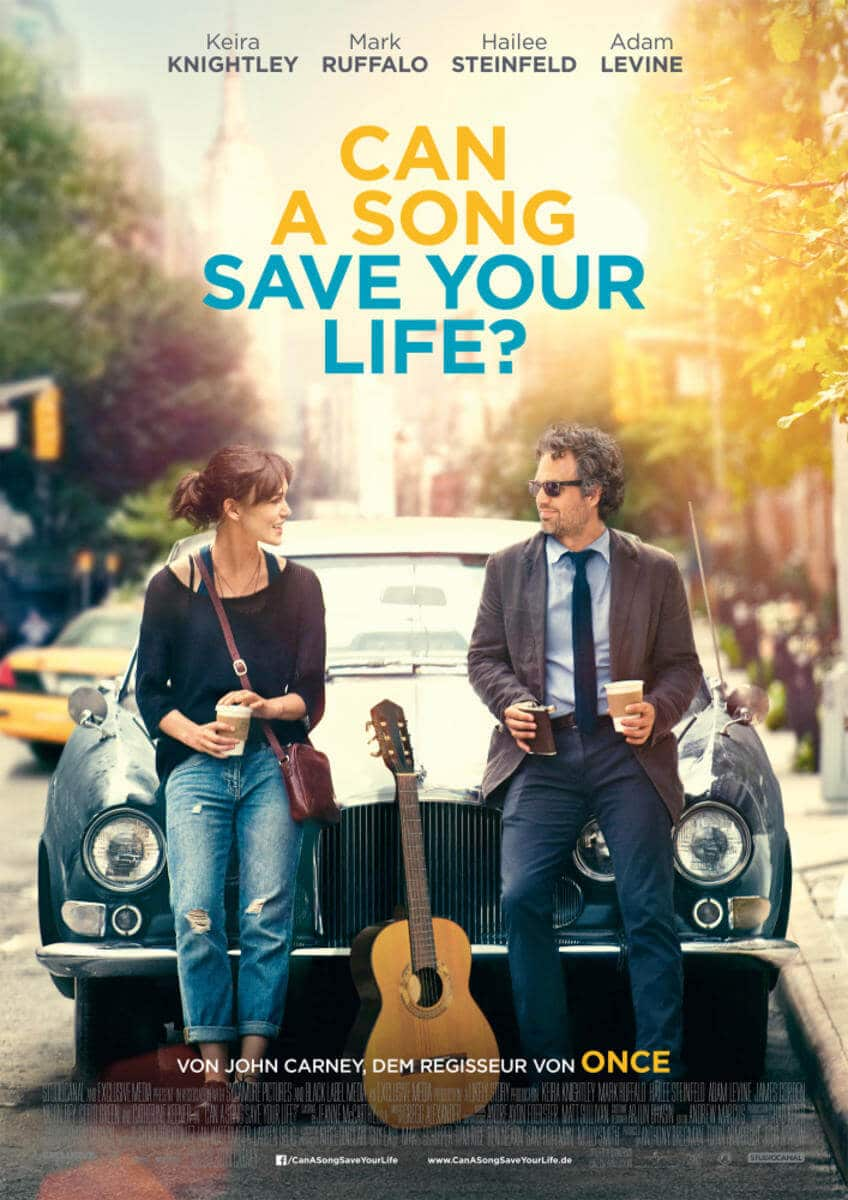 Can a Song Save Your Life