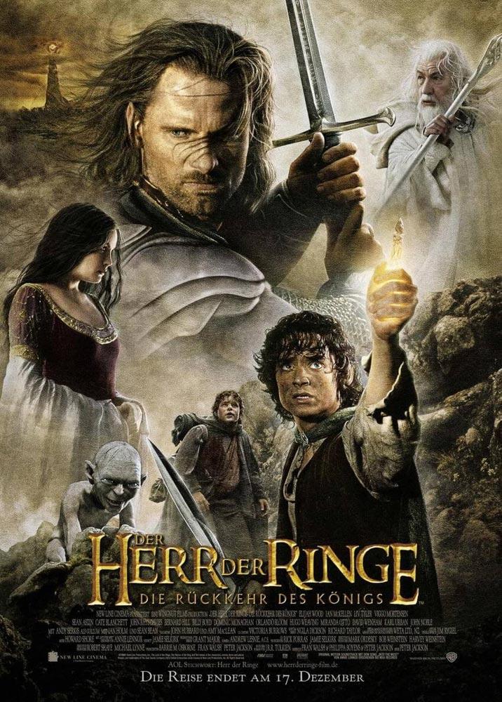 Der Herr der Ringe – Die Rückkehr des Königs