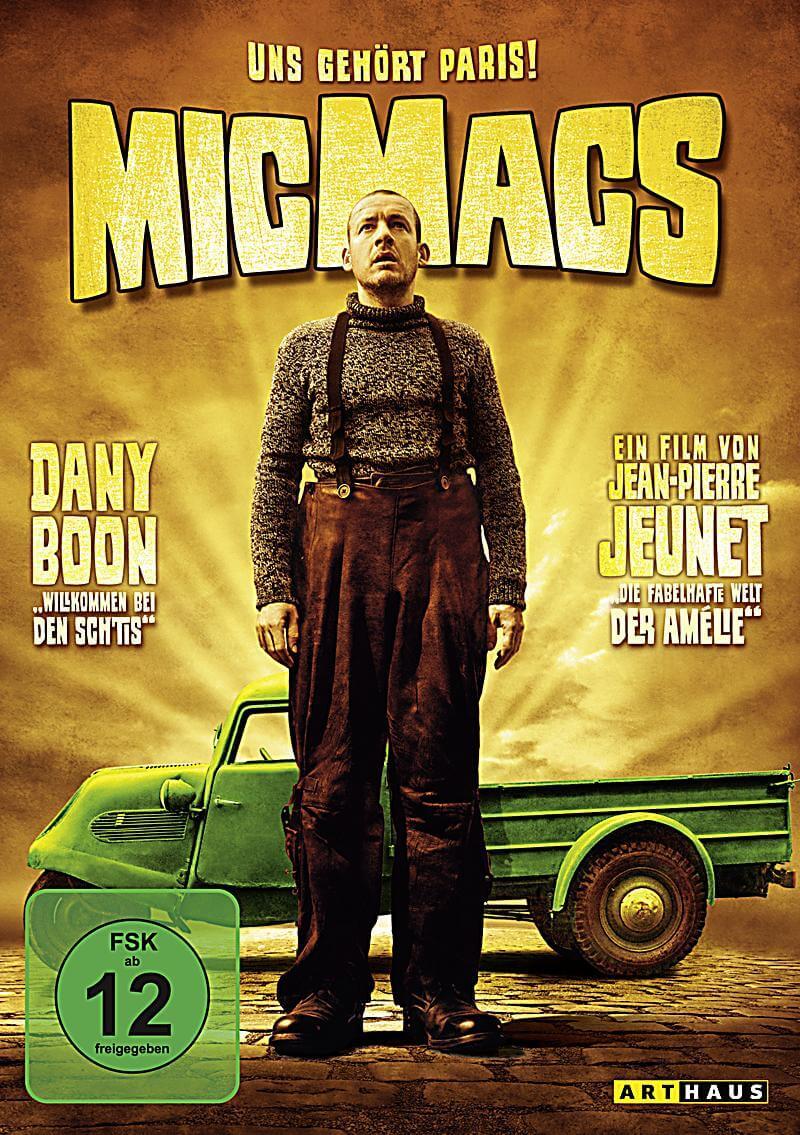 Micmacs – Uns gehört Paris!