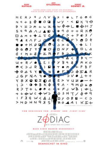 Zodiac – Die Spur des Killers